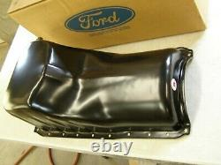 NOS OEM Ford 351C 351M 400M Oil Pan Mustang Torino Cougar 1971 1972 + Boss 351