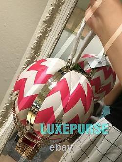 NWT Kate Spade Flights Of Fancy Balloon Hot Air Clutch Handbag 100% Authentic