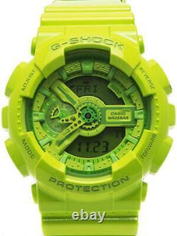 New Casio G-Shock GA110B-3 Hyper Green Men Watch