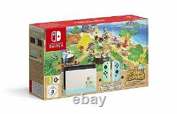 Nintendo Switch Animal Crossing New Horizons-Limited Edition Downloadcode