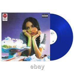 Olivia Rodrigo SOUR Limited Blue Colored Vinyl Brand New Ship Today