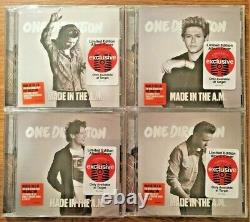 One Direction Made in The A. M. Limited Edition Target Lot of 4 CD Harry Styles