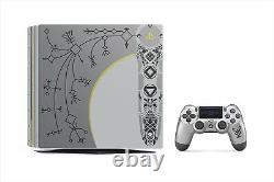 PS4 Pro God of War Edition Japan 1TB PlayStation 4 Sony Game Console NEW