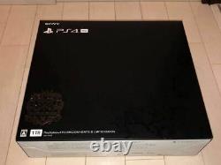PlayStation 4 PS4 Pro KINGDOM HEARTS III LIMITED EDITION Sony CUHJ-10025 Disney
