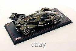 Pre-order Lamborghini V12 Vision Gran Turismo Limited Edition MR 1/18 No BBR