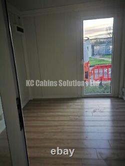 Price per sqm/Modular Building portable office, KC Cabins Solution Ltd