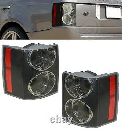 Range Rover Vogue L322 02-9 Rear Tail Light Cluster Limited Edition Carbon Smoke