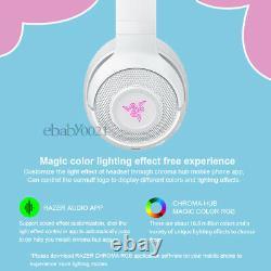 Razer x Sanrio Hello Kitty Special Limited Edition RGB KrakenBT Wireless Headset
