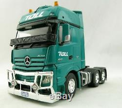 Road Ragers Cooee Australian Toll Mercedes Actros B double Container Set 150