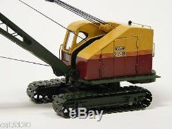 Ruston Bucyrus 22RB Dragline, Crane, Clam 1/50 EMD #T003.1 Metal Tracks
