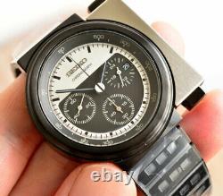 SEIKO x GIUGIARO spirit smart Chronograph SCED041 LIMITED watch NEW F/S From JP