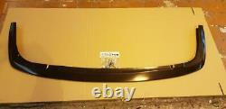 SUBARU Impreza STi WRX V-LTD style Front Lip Spoiler 1999-2000 GC8. HT Autos UK