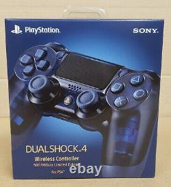 Sony PS4 DualShock 4 Wireless Controller 500 Million Limited Edition NEW