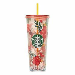 Starbucks Korea Aloha Cold cup 710ml 2020 Summer Limited Edition