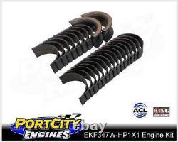 Stroker Rotating Assembly Engine Kit Ford V8 302 347 Windsor LTD DC DF DL AU