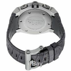 TW Steel Men's CE4002 CEO Tech Chronograph Sport Watch GRAY David Coulthard NEW
