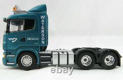 Tekno Australian Scania R-Series 6x4 Truck & Goldhofer Low Loader Waterson 150