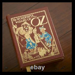 The Wonderful Wizard Of Oz New Sealed Easton Press Deluxe Limited Leather 1/1900