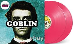 Tyler The Creator Goblin Exclusive Limited Edition Pink 2x Vinyl LP (NM+)