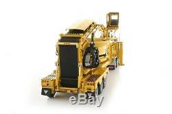 Vermeer TG7000 Tub Grinder Peterbilt 379 1/50 TWH #089-01004