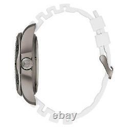 Victorinox Swiss Army Men's Watch I. N. O. X. Professional Diver White Strap 241811
