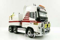 WSI 410260 Australian Mammoet Volvo FH16 Globetrotter XL 6x4 & Ballast Box 150