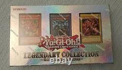 Yugioh Legendary Collection 1 Gameboard Edition with God Cards LC01