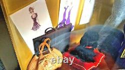 Zac Posen Barbie and Ken Gift set Very Limited PLATINUM LABEL edition NRFB
